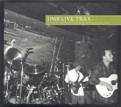 Live Trax 20 cover